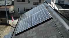 茨城県日立市T様邸《太陽光設置工事》
