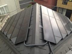 東京都足立区M様邸《太陽光設置工事》