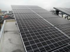茨城県水戸市 M様邸 《太陽光設置工事》