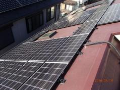 東京都府中市 T様邸 《太陽光設置工事》