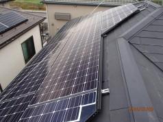 埼玉県越谷市 T様邸 《太陽光・エコキュート・HEMS設置工事》