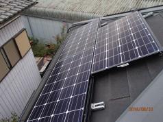 埼玉県草加市 Y様邸  《太陽光・HEMS設置工事》