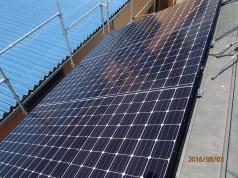 埼玉県吉川市 T様邸 《太陽光・エコキュート・IHクッキングヒーター・HEMS設置工事》
