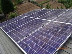 茨城県日立市 S様邸  《太陽光設置工事》