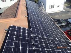 栃木県 真岡市 S様邸 《太陽光・エコキュート設置工事》
