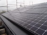 埼玉県松伏町 H様邸 《太陽光設置工事》