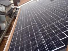 埼玉県本庄市 T様邸 《太陽光設置工事・エコキュート》