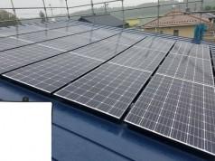茨城県つくば市 S様邸 《太陽光設置工事》