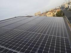 埼玉県越谷市 S様邸 《太陽光発電設置・HEMS・マイクロバブルトルネード設置工事》