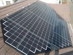 埼玉県越谷市 T様邸 《太陽光・HEMS設置工事》