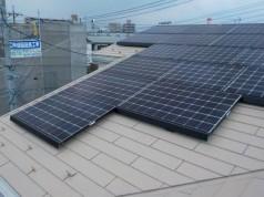 埼玉県越谷市 B様邸 《太陽光・HEMS設置工事》