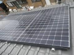 埼玉県吉川市 T様邸 《太陽光・HEMS設置工事》