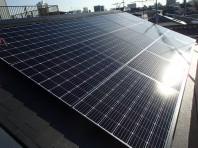 東京都豊島区 Y様邸 《太陽光設置工事》
