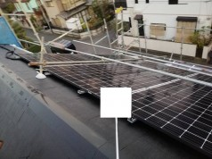 埼玉県越谷市 S様邸 《太陽光設置工事》