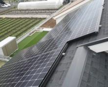 茨城県古河市 I様邸 《太陽光・HEMS設置工事》