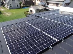 埼玉県越谷市 T様邸 《太陽光設置工事》