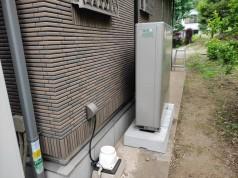 千葉県市原市 A様邸 《蓄電池設置工事》