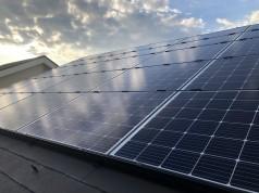 埼玉県越谷市 K様邸《太陽光発電設置工事》
