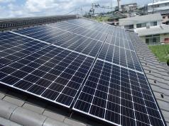 埼玉県越谷市 N様邸《太陽光発電設置工事》